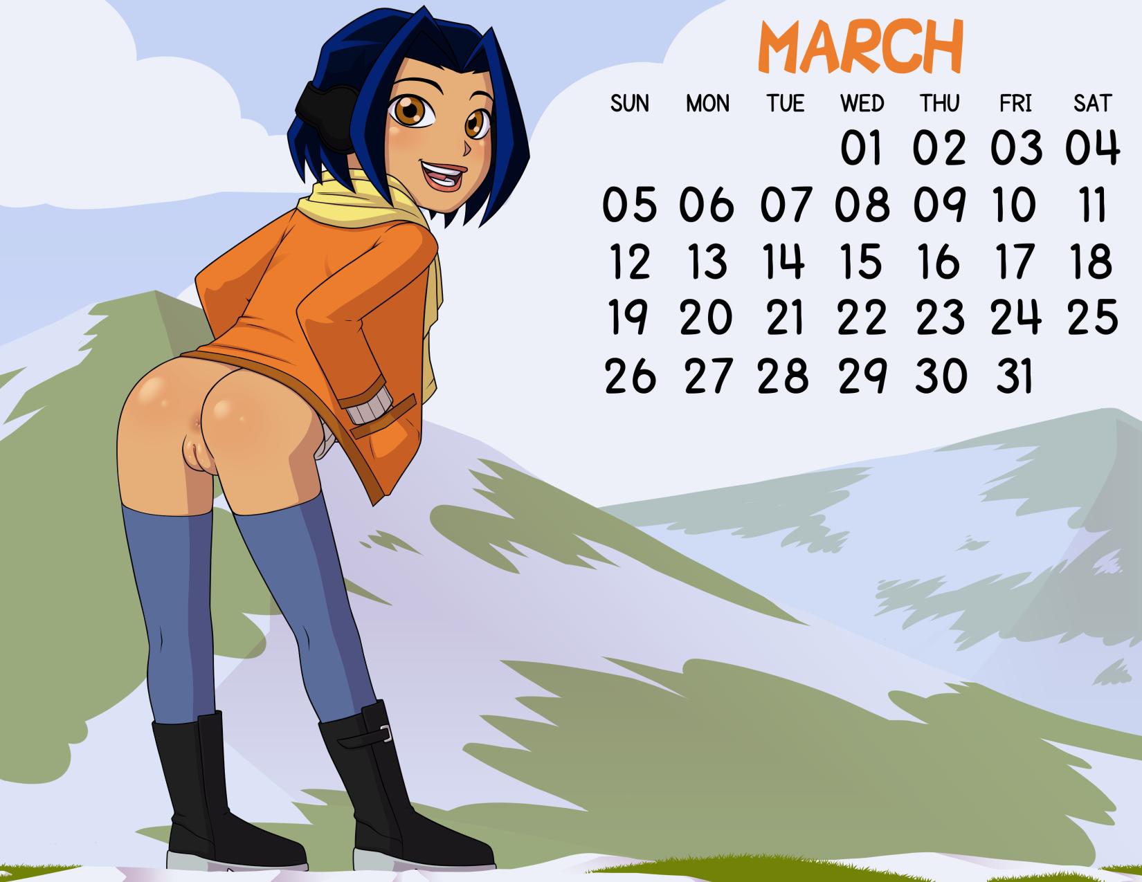 Loli Club Calendar 2017 porn comics Furry, Bikini, Lolicon, Stockings