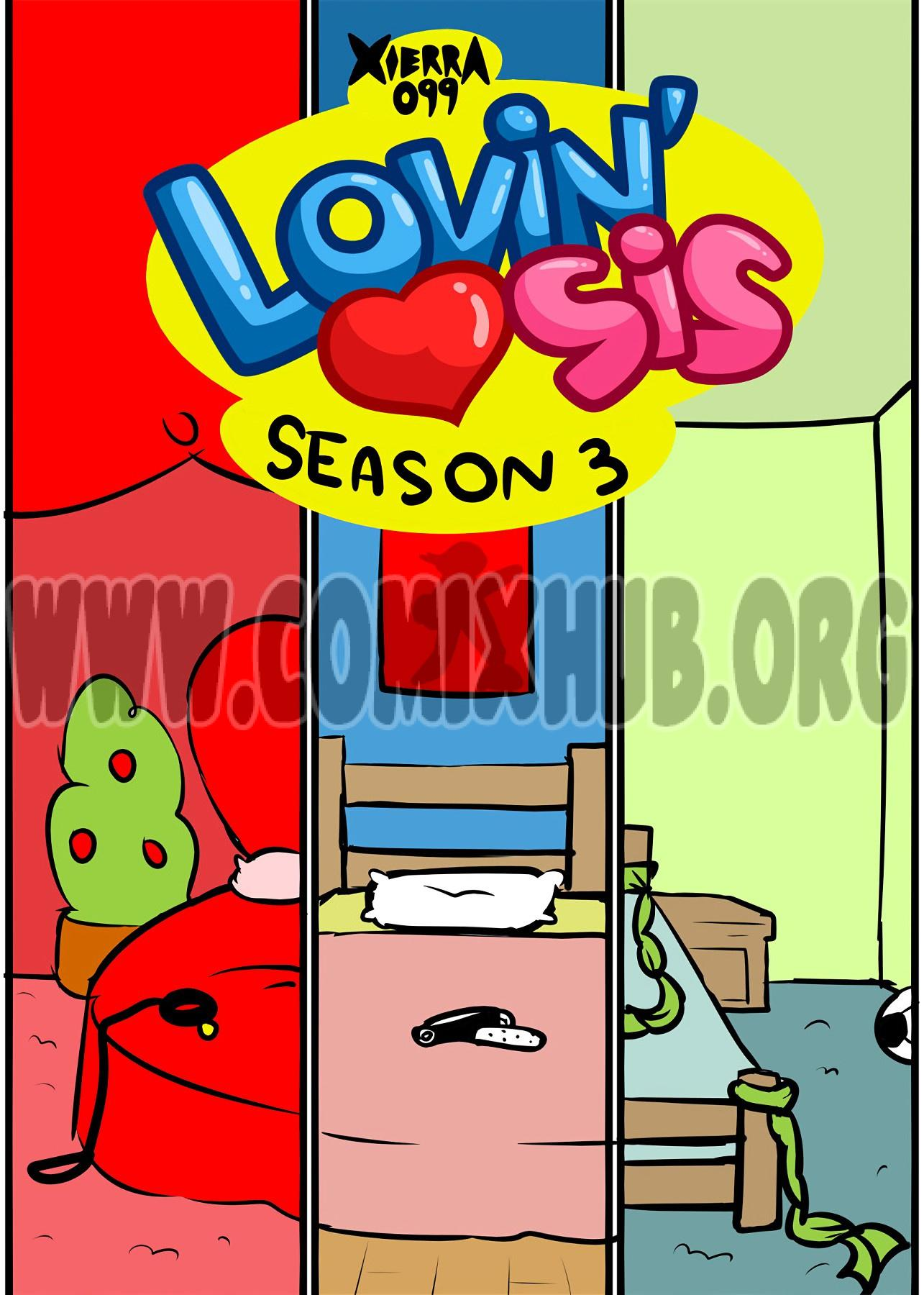 Lovin' Sis (Season Three) Straight, Lolicon