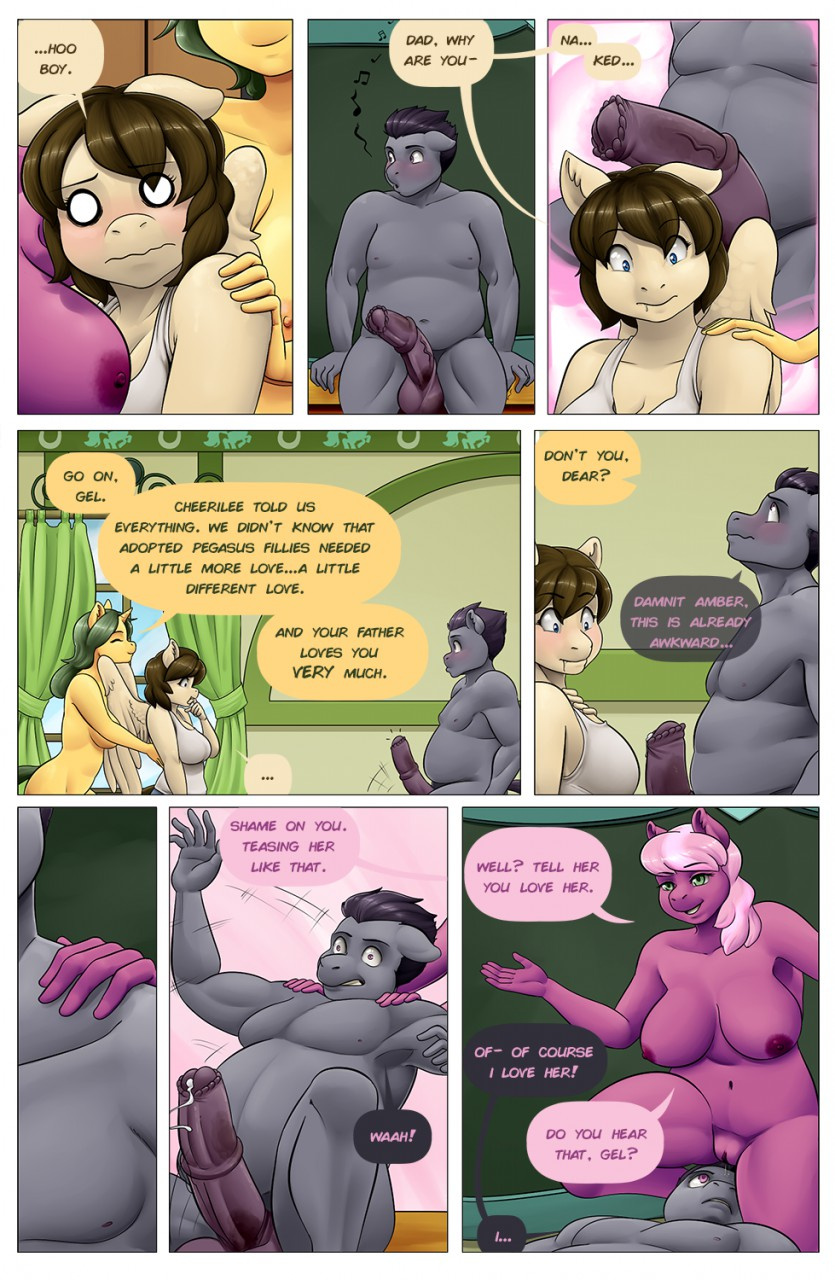 My Little Daydream - Fantasies Are Magic porn comics Oral sex, Big Tits