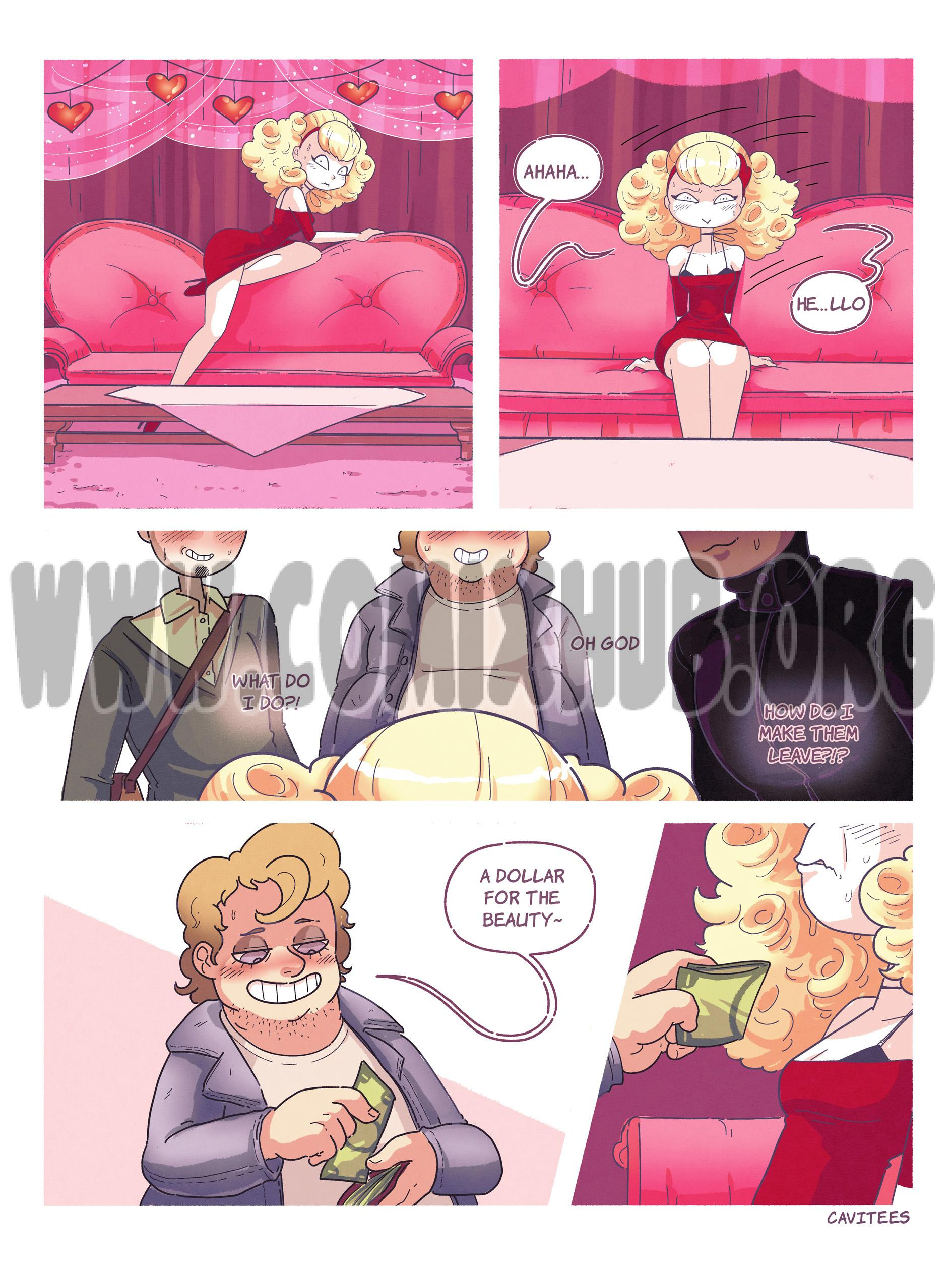 My Sweet Valentine porn comics Oral sex, Blowjob, Creampie, Cum Shots, Cum Swallow, Deepthroat, Masturbation, Prostitution, Rule 63, Straight