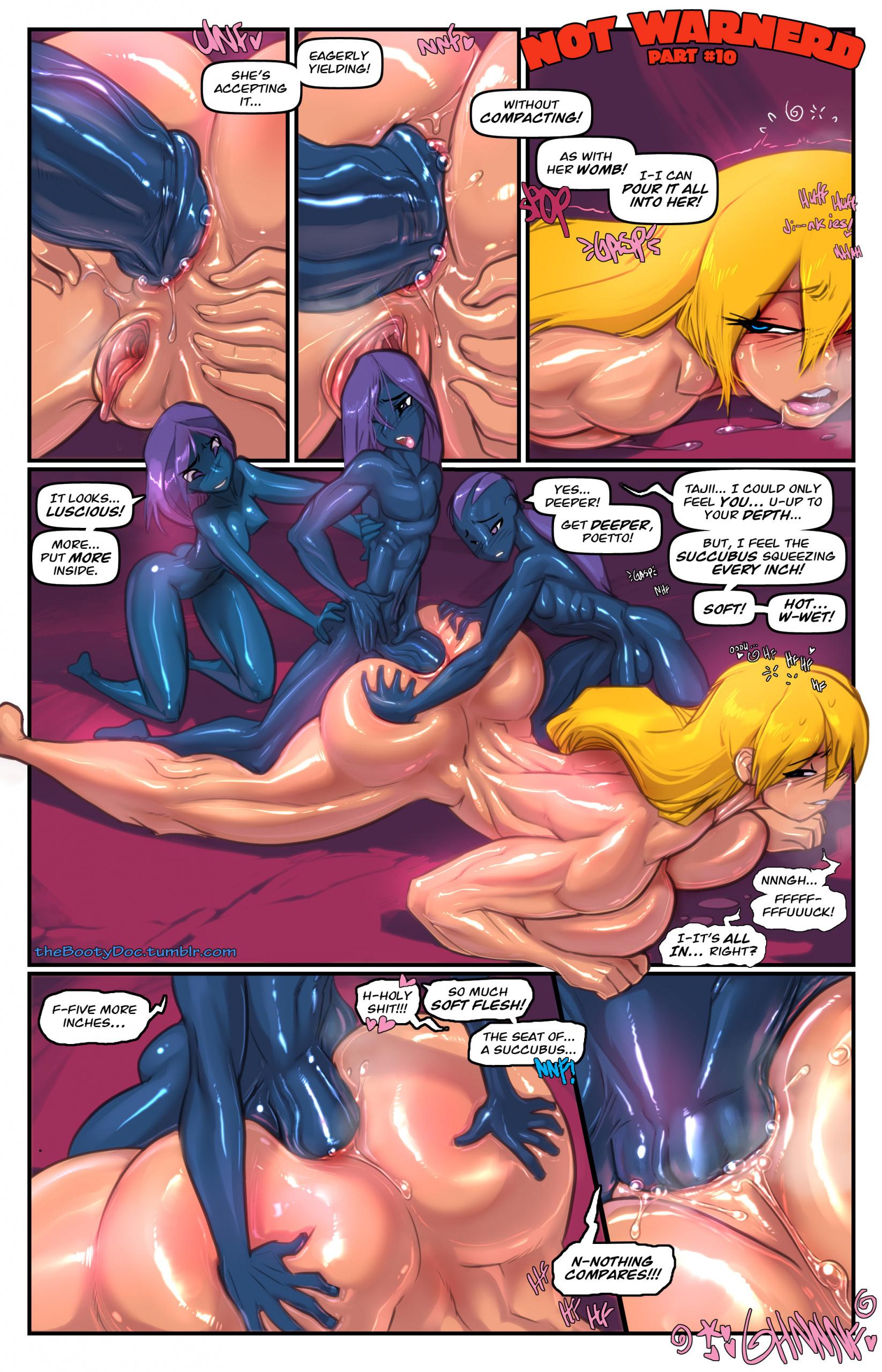 Not WarNerd porn comics Oral sex, Anal Sex, Big Tits, Double Penetration, Group Sex, Lesbians, Monster Girls