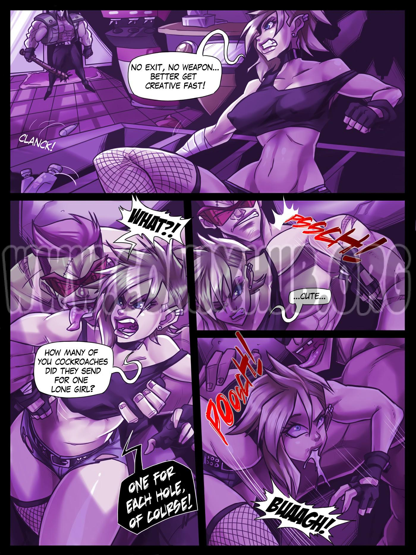 Outmatched Not Outdone porn comics Oral sex, Anal Sex, BDSM, Creampie, Deepthroat, fingering, Masturbation, Rape, Straight, Threesome, X-Ray