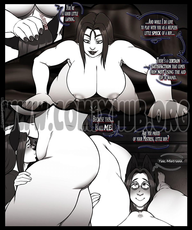 Outworld Oddities porn comics Masturbation, Footjob, Monster Girls, Straight, X-Ray