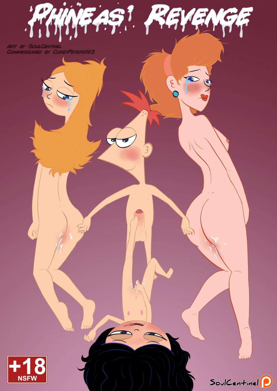 Phineas Revenge porn comics Oral sex, incest, Lolicon, Straight Shota