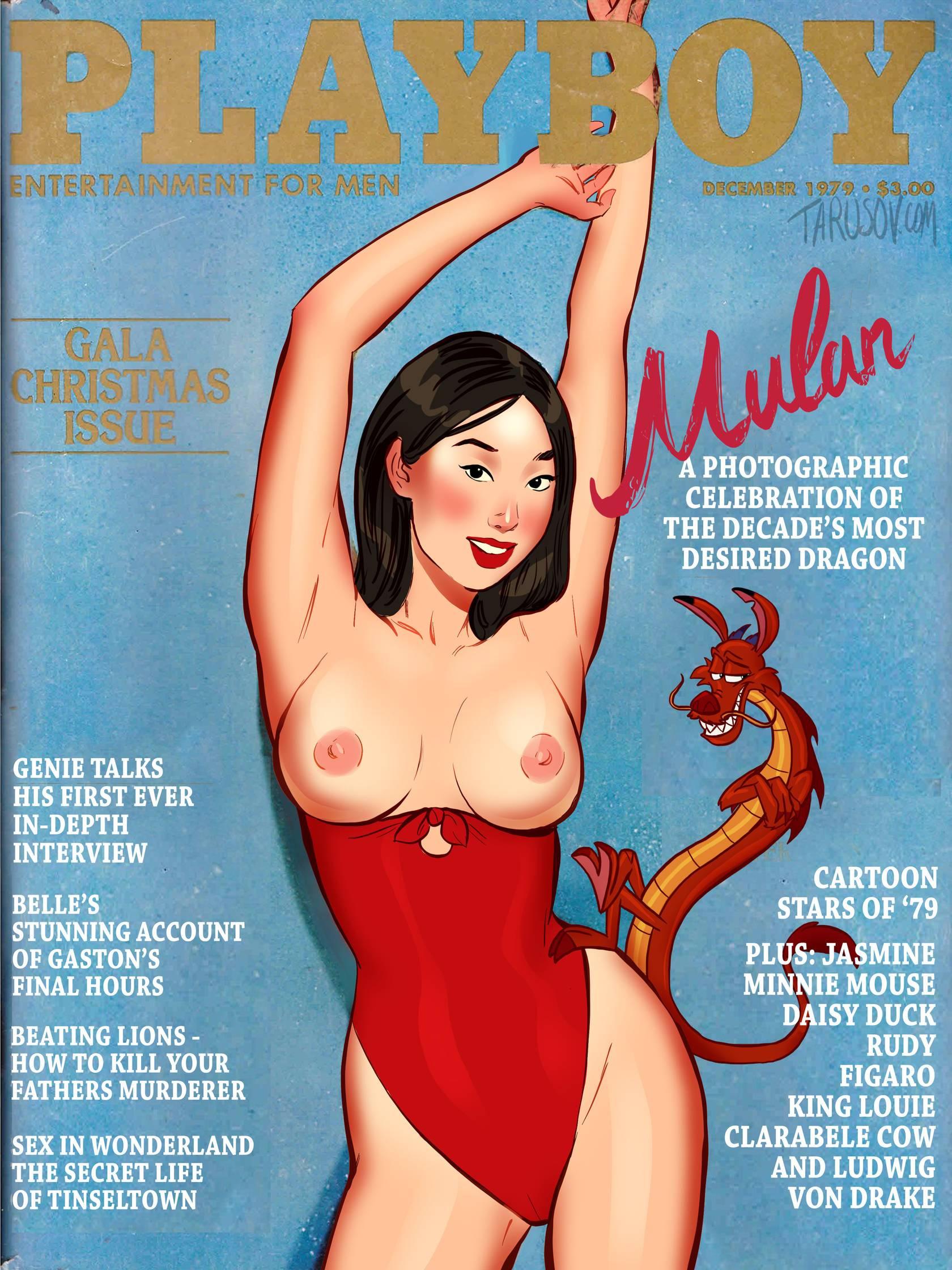 Playboy Disney Princesses porn comics Bikini