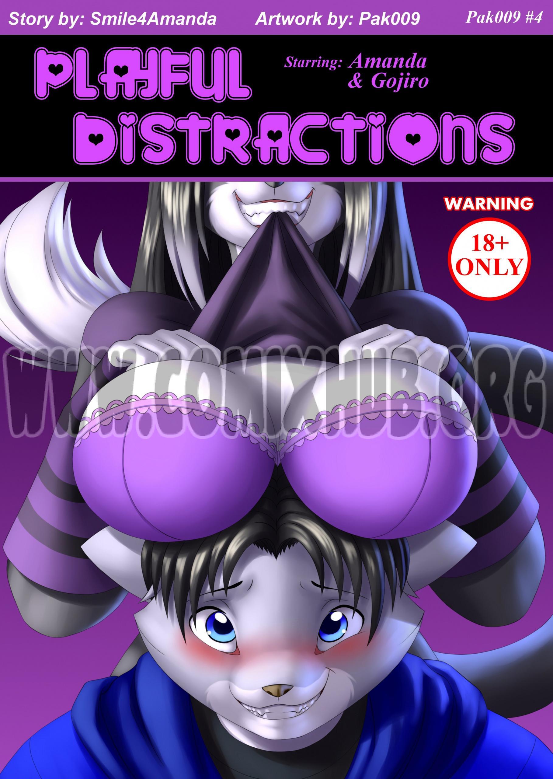 Playful Distractions porn comics Oral sex, Blowjob, Furry, Straight