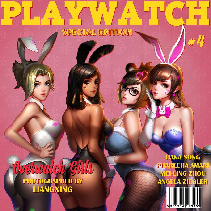 Playwatch porn comics Stockings, Bikini