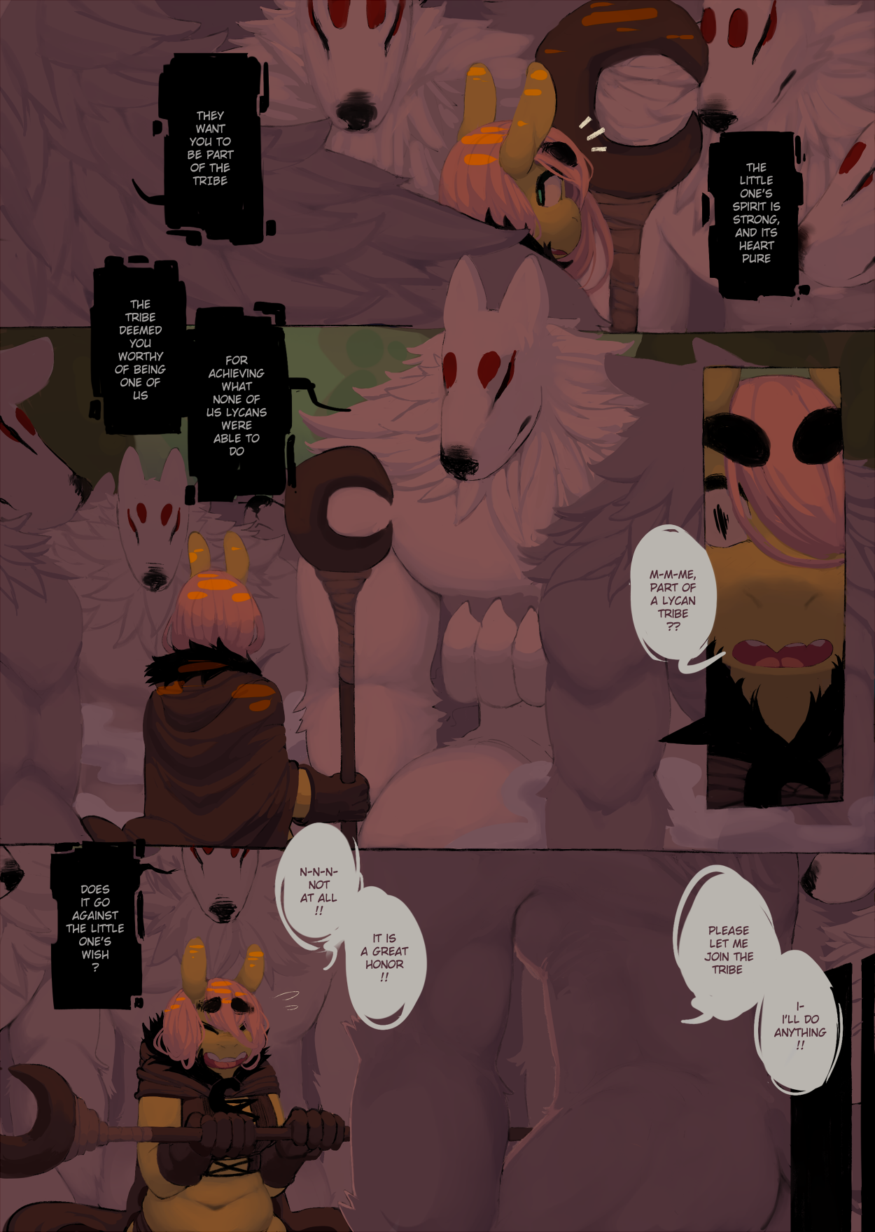 Pony Academy Chapter 5 - The Forest's Warden porn comics Anal Sex, Bestiality, Big Tits, Double Penetration, Group Sex