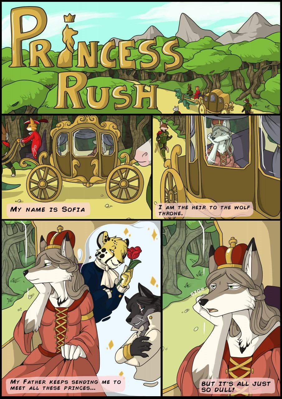 Princess Rush porn comics Oral sex, Blowjob, Creampie, Deformed, Furry, Straight, X-Ray