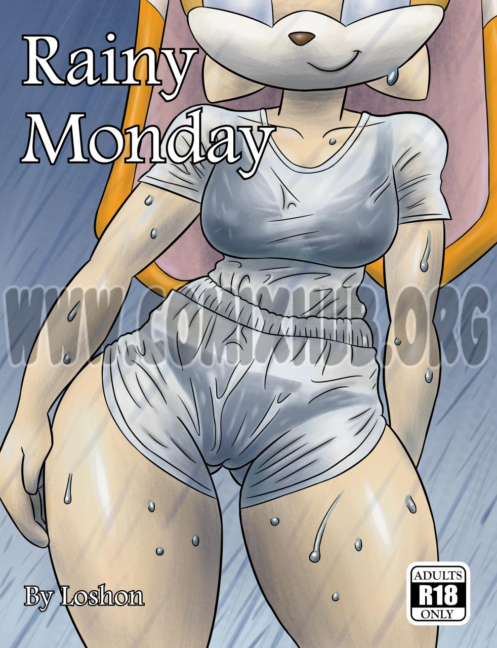 Rainy Monday porn comics Oral sex, Blowjob, Lolicon, Straight Shota
