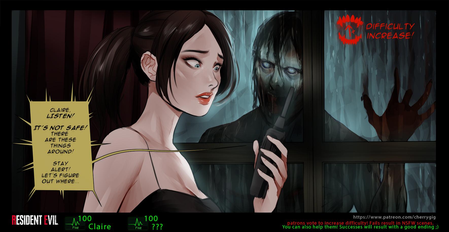 Resident Evil DND porn comics Uncategorized