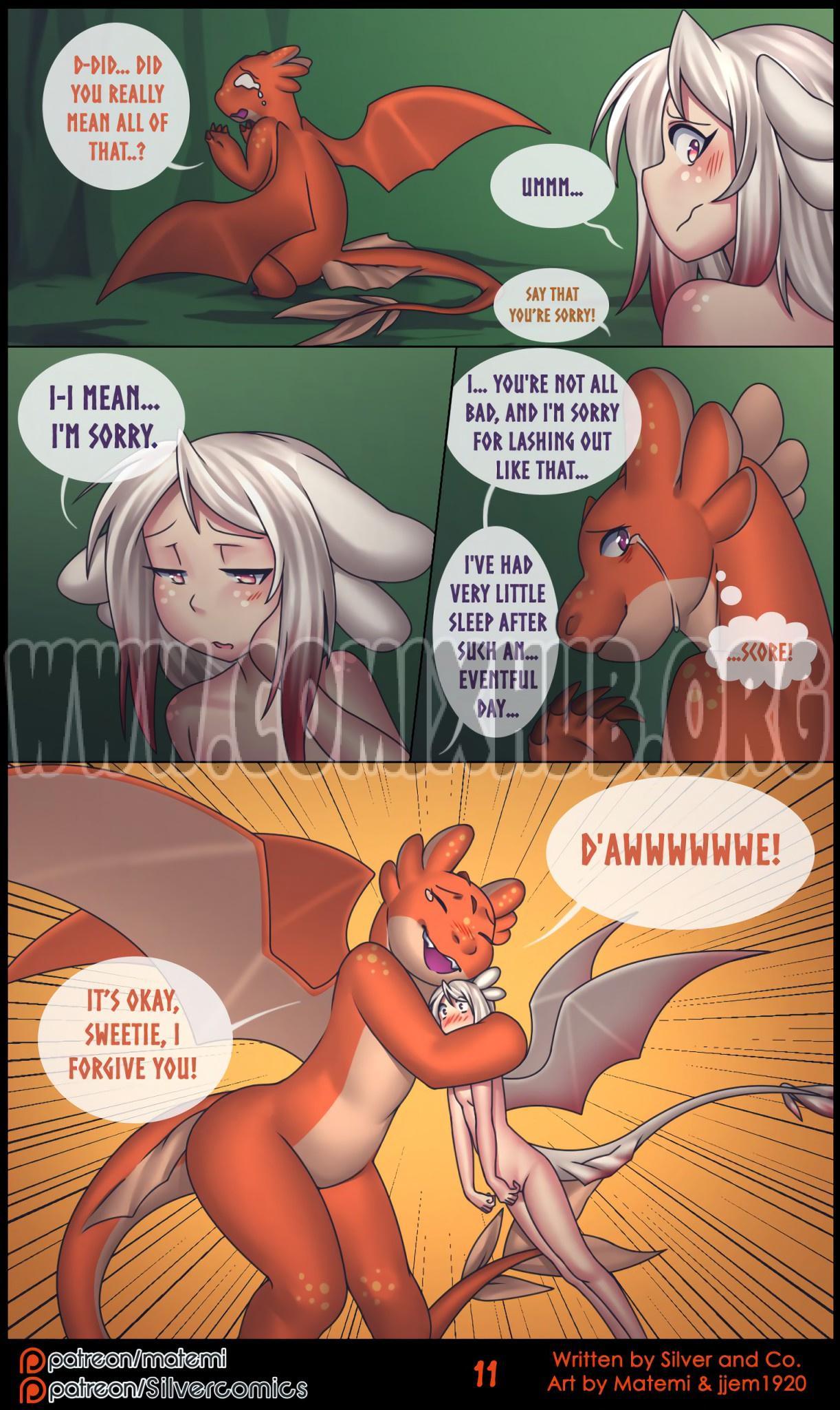 Rise of Dragons porn comics Oral sex, Blowjob, cunnilingus, Furry, Straight, X-Ray