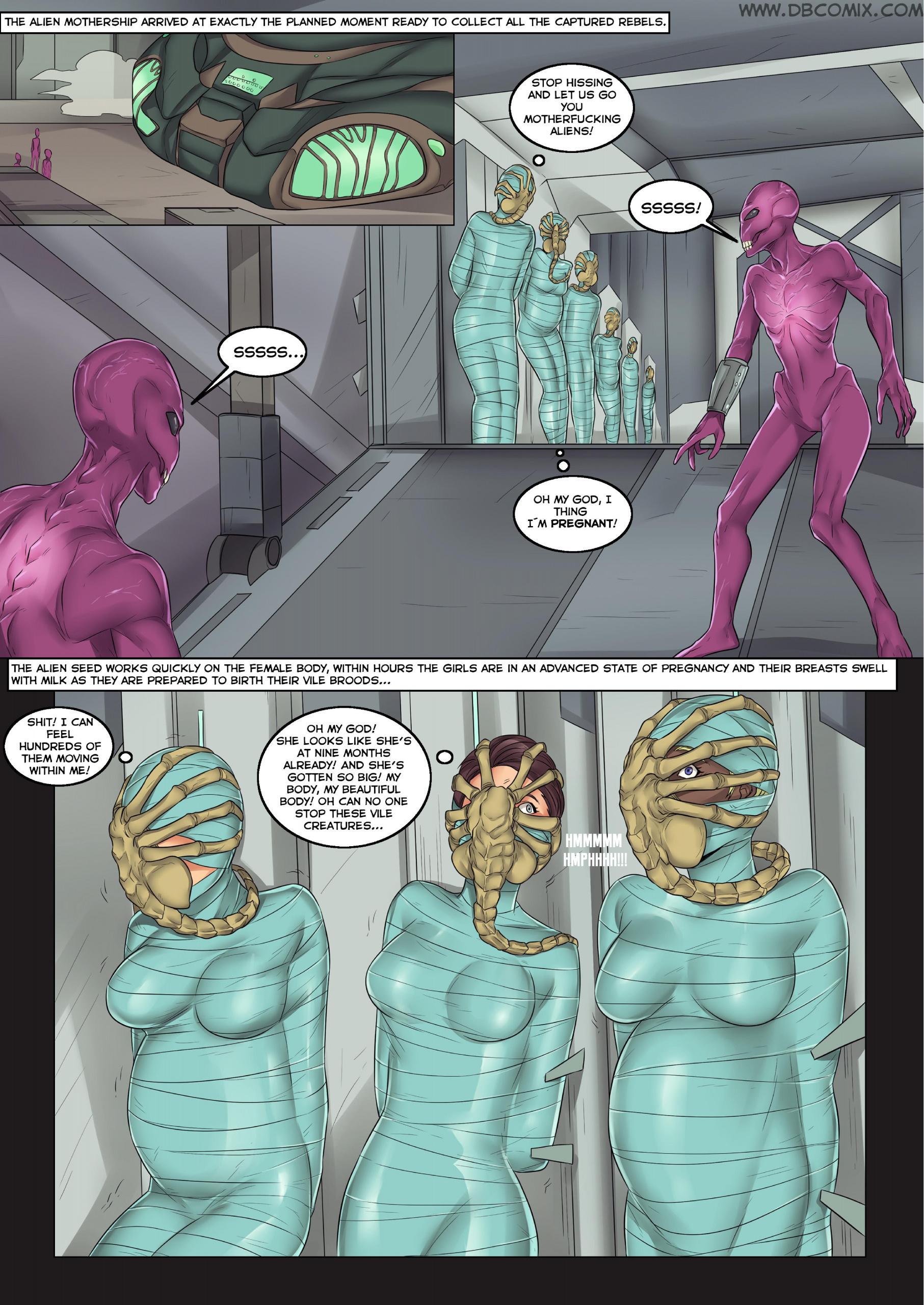 seXCOM - Terror from the deep porn comics Oral sex, Aliens, Anal Sex, BDSM, Double Penetration, Lesbians, Sex Toys, Stockings, Tentacles