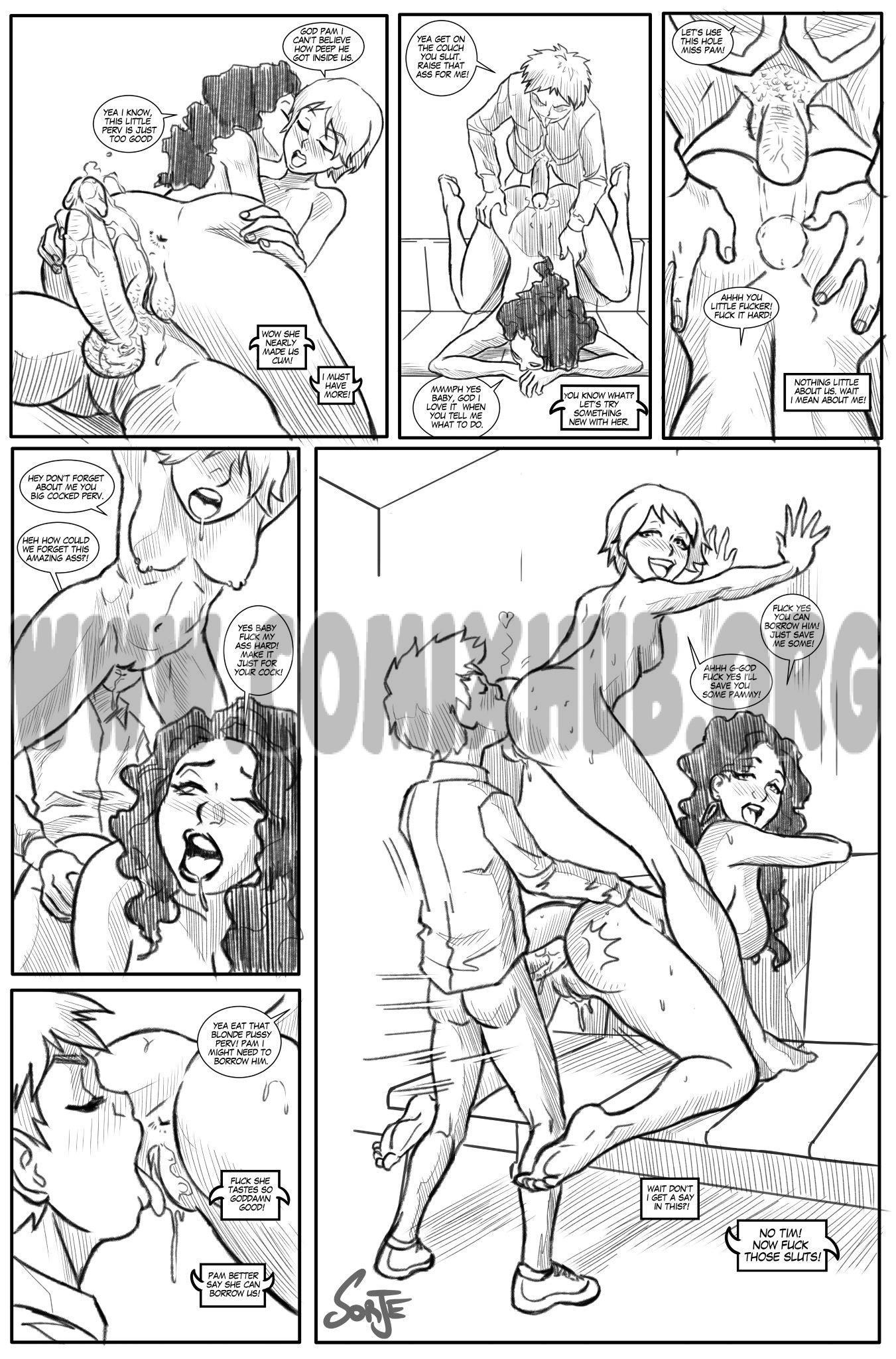 Sidney: Fast Times R&R High porn comics Oral sex, Anal Sex, Blowjob, Creampie, cunnilingus, fingering, Masturbation, Straight, Straight Shota, Threesome