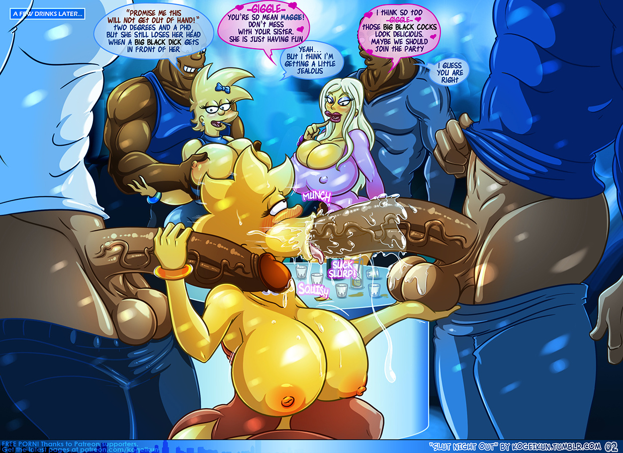 Slut Night Out porn comics Oral sex, Anal Sex, Big Tits, Blowjob, Creampie, Deformed, Double Penetration, Gangbang, Group Sex, Prostitution, Stockings, Straight, Titfuck