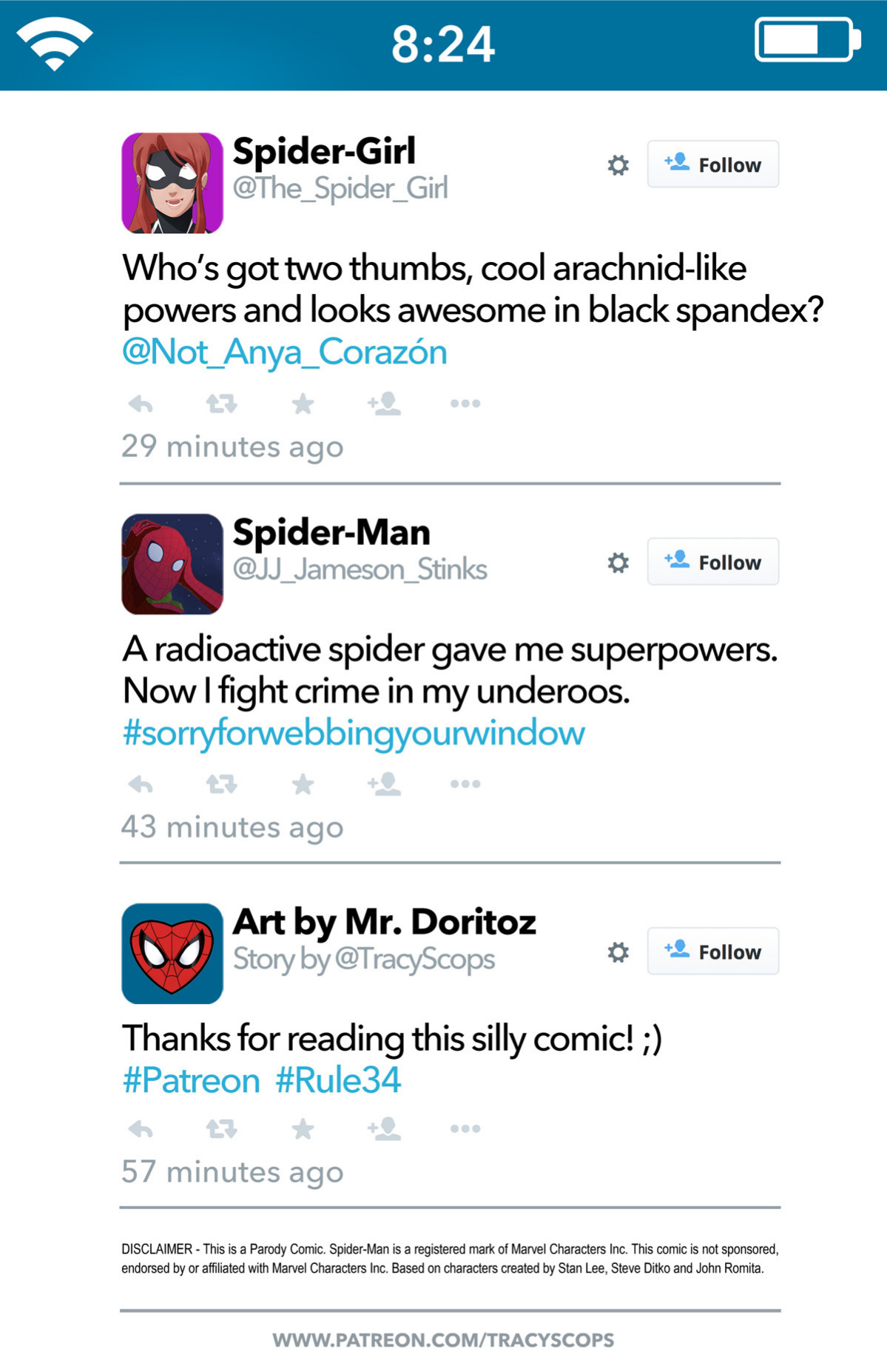 #SpiderFappening porn comics Oral sex, Anal Sex, Blowjob, Cum Shots, Straight, X-Ray