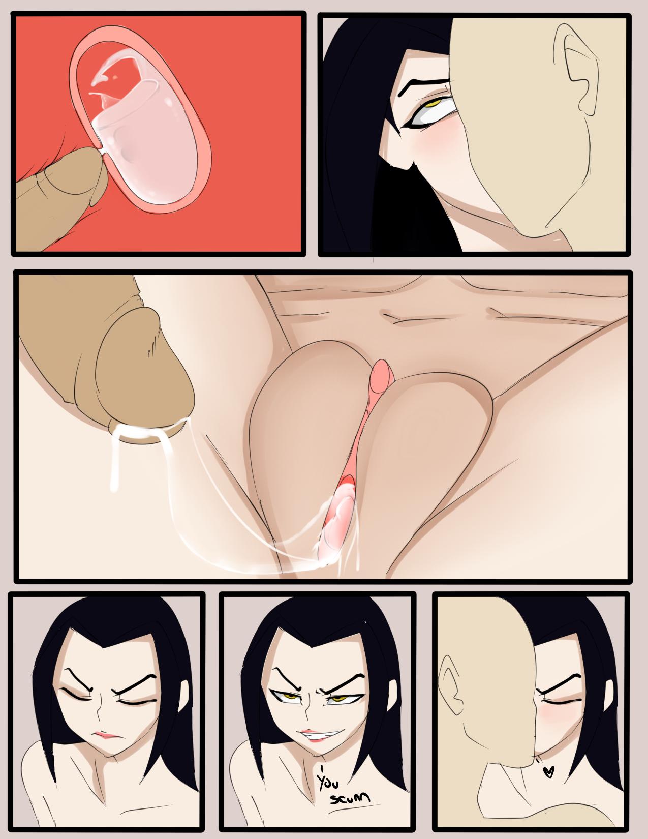 Submissive Azula porn comics Oral sex, Blowjob, Creampie, Deformed, Domination, Fantasy, Rape, Straight, Submission, X-Ray