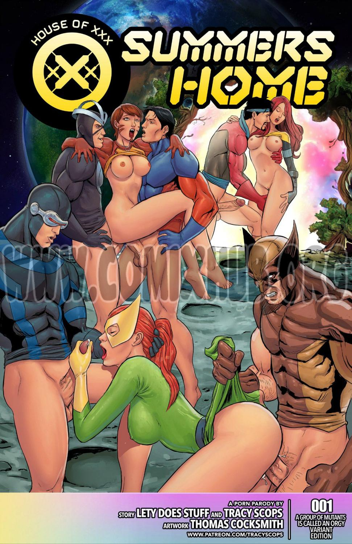 Summer Home porn comics Oral sex, Anal Sex, Blowjob, Creampie, Cum Swallow, cunnilingus, Double Penetration, fingering, Group Sex, Lesbians, Masturbation, Straight, Threesome