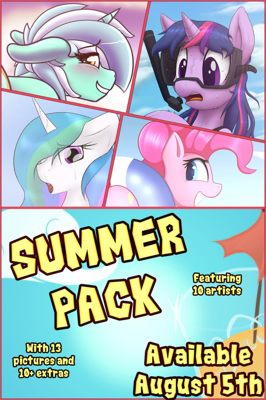 Summer Pack porn comics Bikini