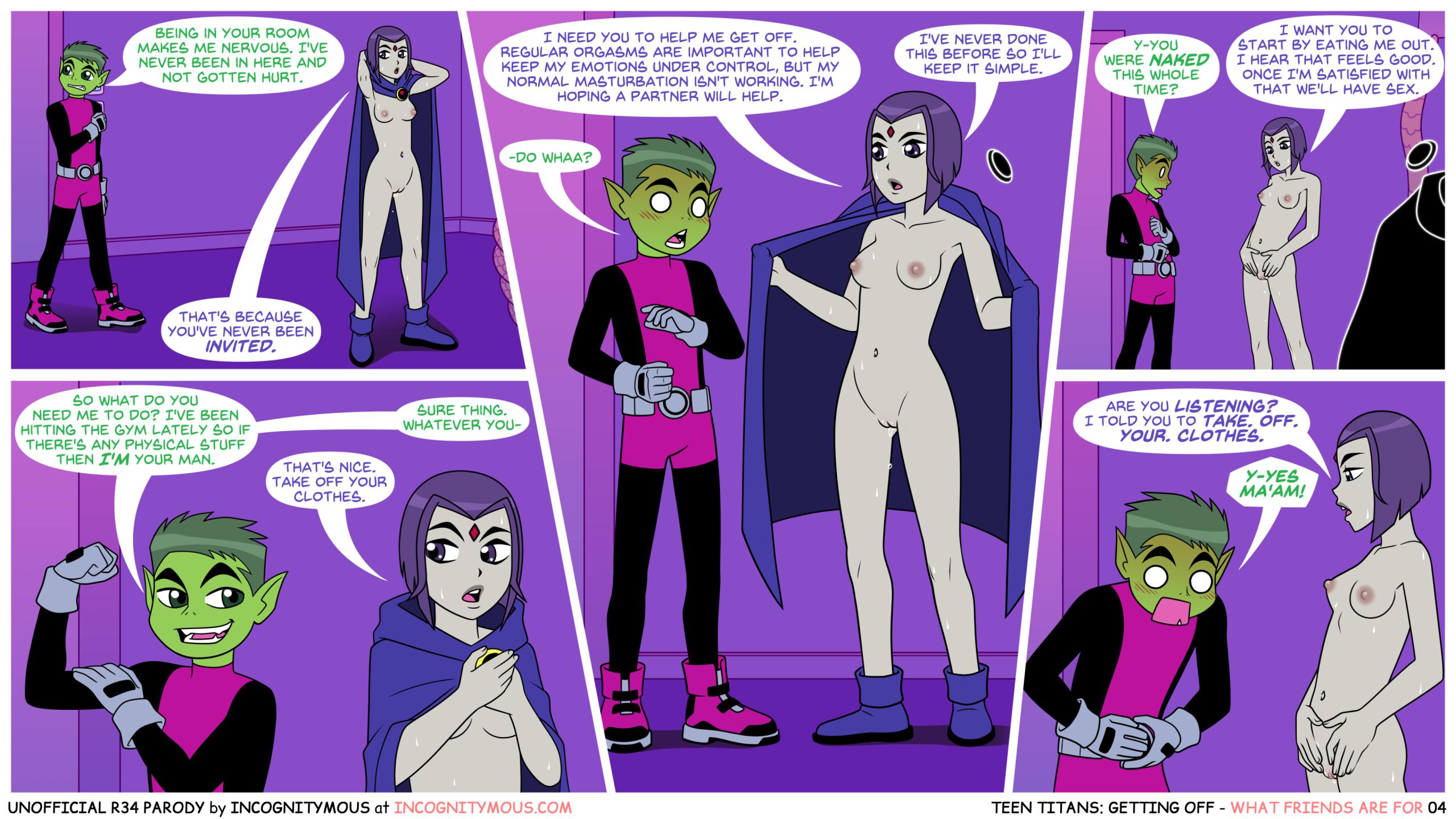 Teen Titans: Getting Off porn comics Oral sex, Best, Sex Toys