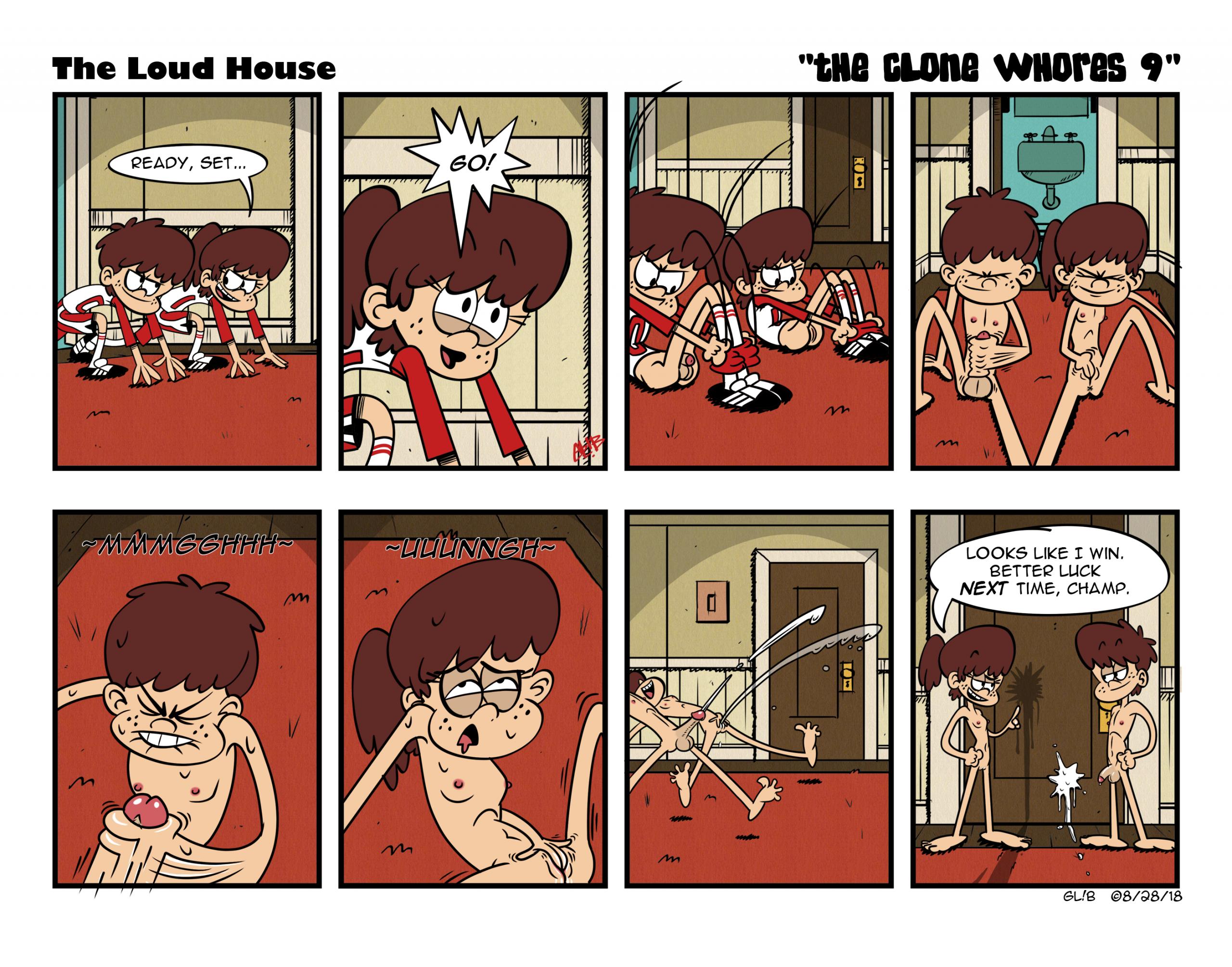 The Clone Whores porn comics Straight, Creampie, Cum Shots, Cum Swallow, incest, Lolicon, Rule 63, Straight Shota