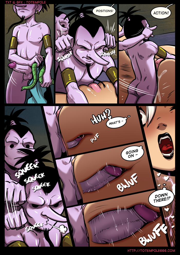 The Cummoner 16: A gift whore's mouth porn comics Oral sex, Anal Sex, cunnilingus, Double Penetration, Fantasy, Gangbang, Group Sex, Rape, Straight, Threesome