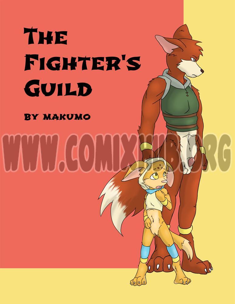 The Fighter's Guild porn comics Oral sex, Bondage, Creampie, cunnilingus, Furry, Straight, X-Ray
