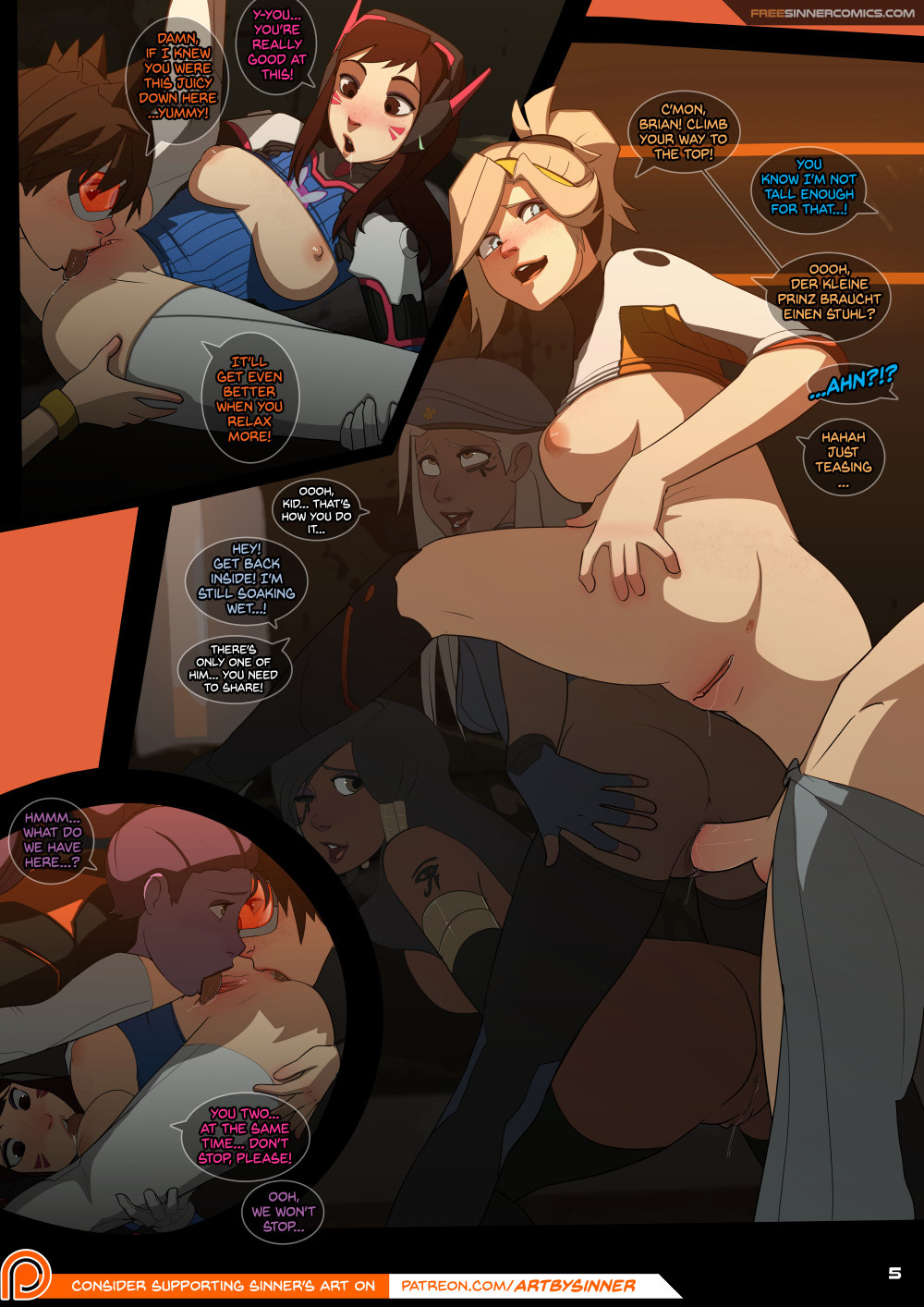 The Girly Watch 6 porn comics Oral sex, Anal Sex, Asian Girls, Group Sex, Lesbians, Stockings
