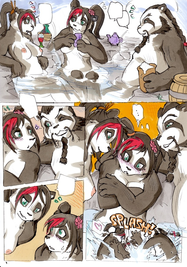 The Hot Springs porn comics Oral sex, Furry, Group Sex