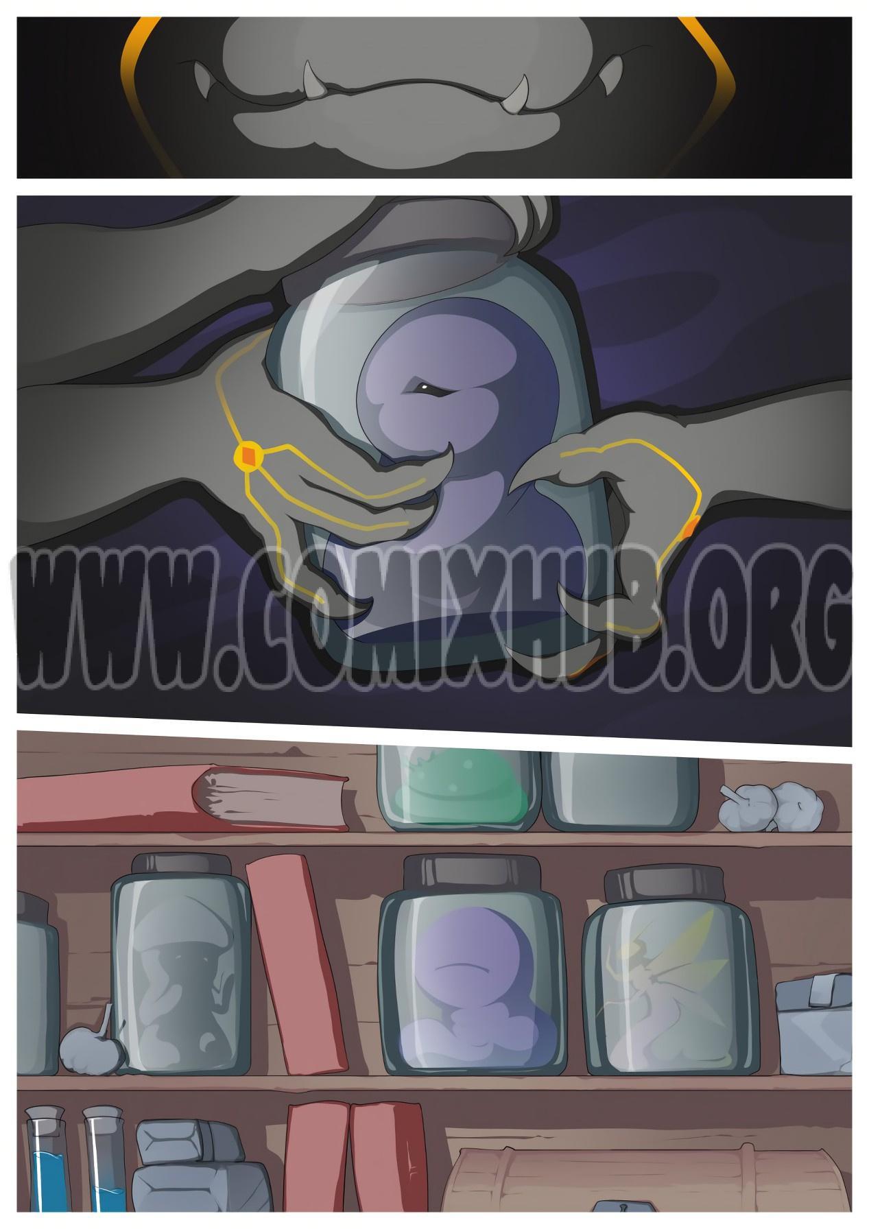 The Hunt - Okata porn comics Masturbation, Creampie, Fantasy, Furry, Rape, Straight, Tentacles, X-Ray