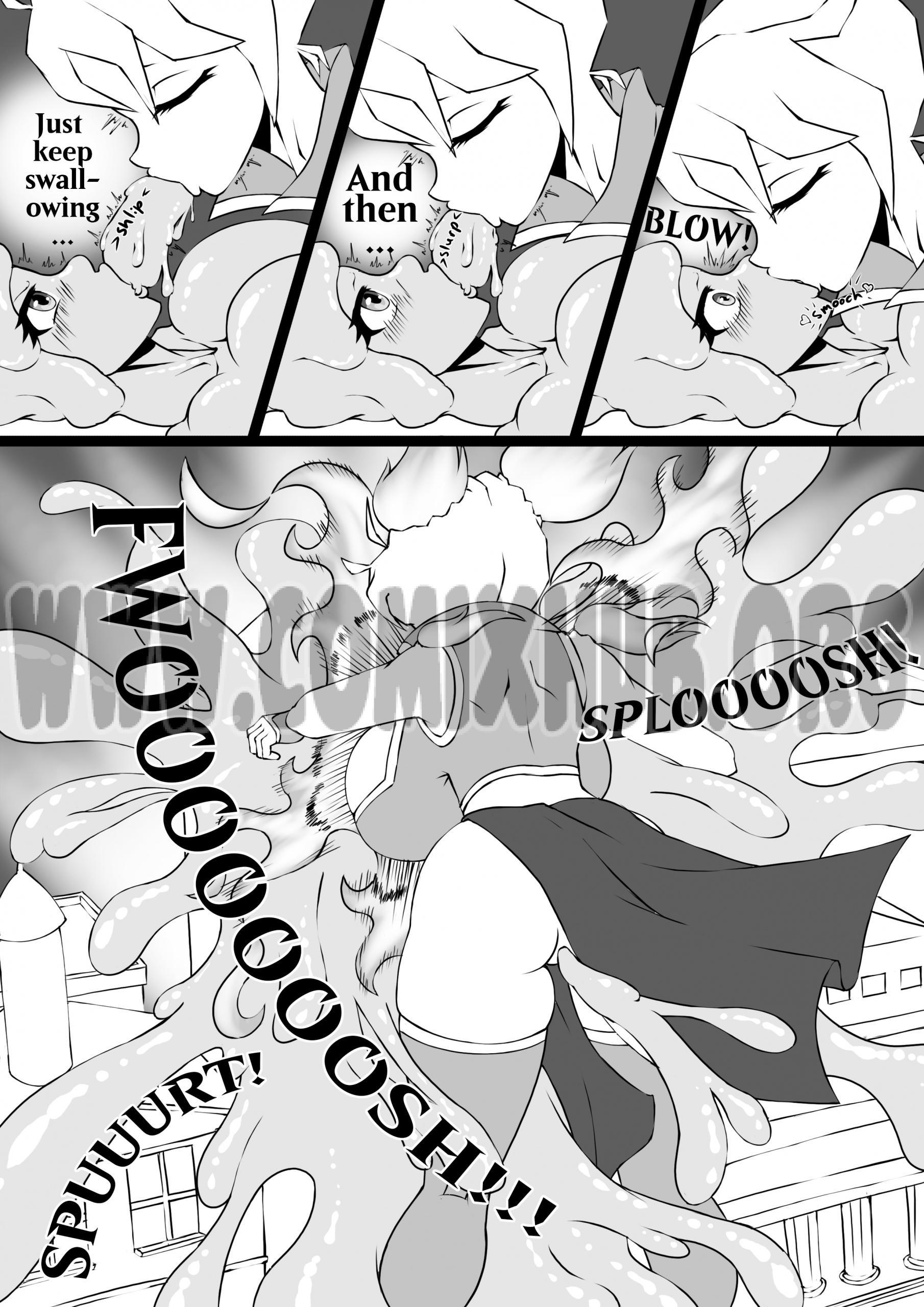 The Knotty Dryad porn comics Oral sex, Anal Sex, Big Tits, Blowjob, Double Penetration, Fantasy, Futanari, Monster Girls, Sex and Magic, Straight, Tentacles
