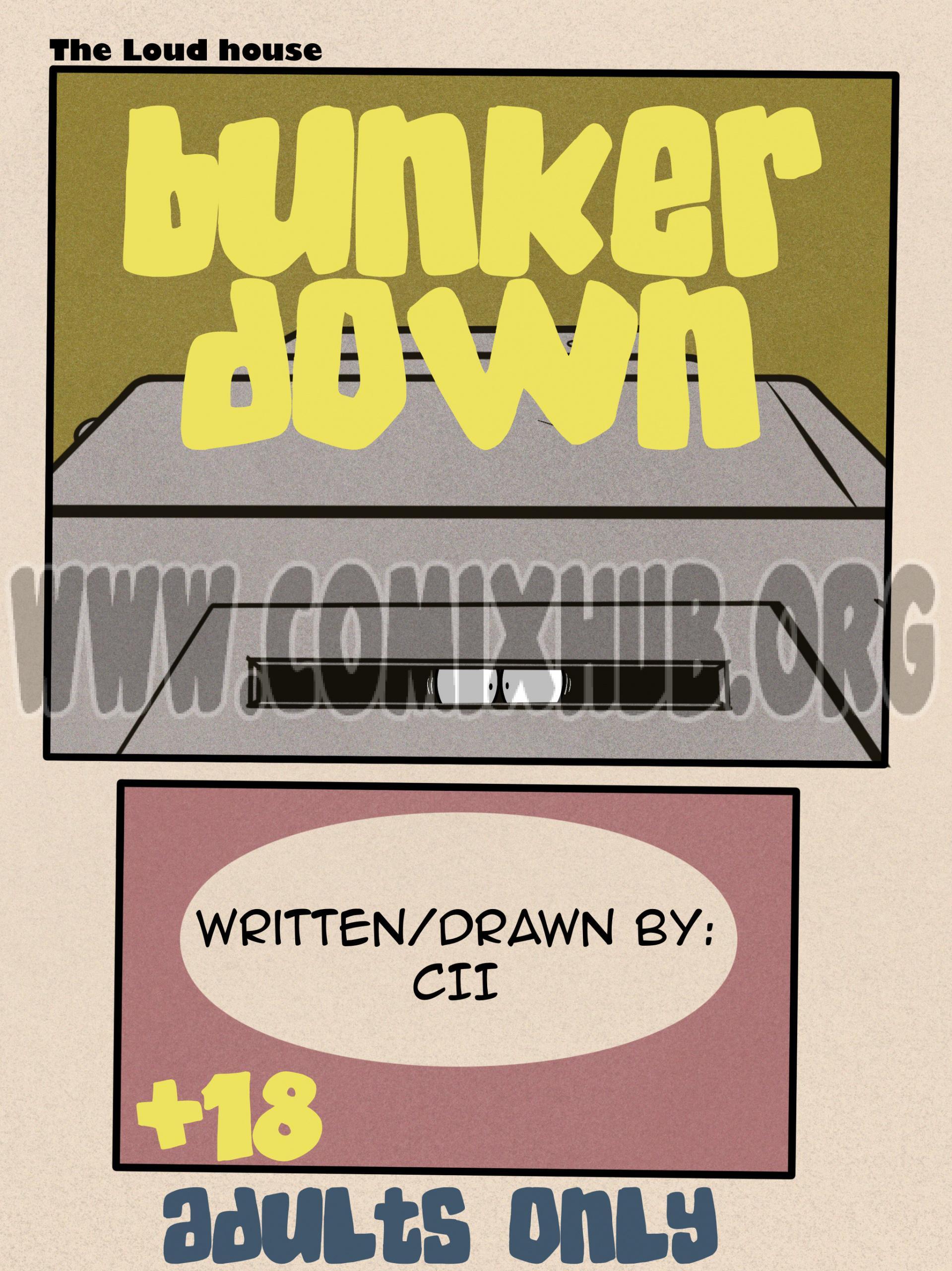 The Loud House: Bunker Down porn comics Blowjob, incest, Lolicon, Oral sex
