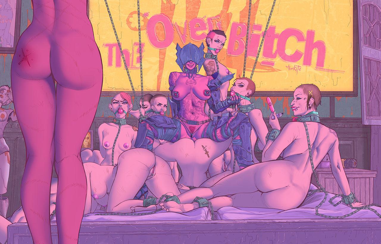 The Overbitch porn comics Oral sex, BDSM, Big Tits, Bondage, cunnilingus, Femdom, fingering, Group Sex, Hardcore, Lesbians, Masturbation, Prostitution, Sci-Fi, Sex Toys, Stockings, Straight, Submission