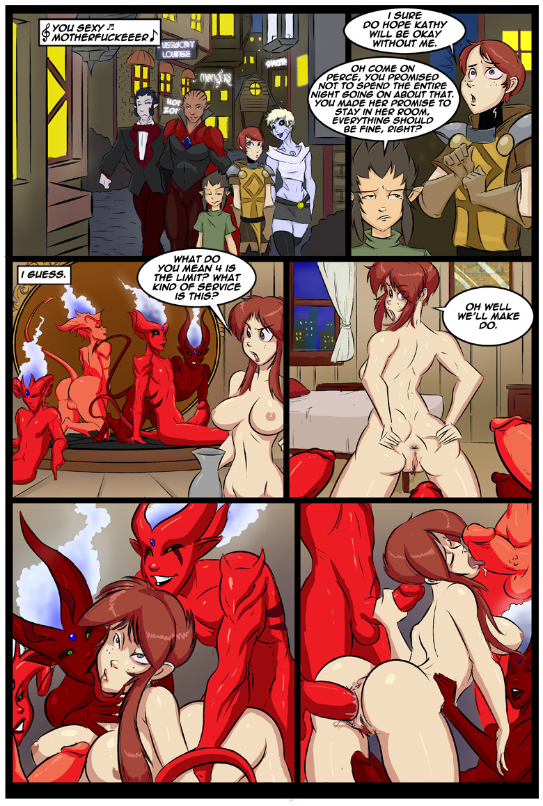 The Party 5 porn comics Oral sex, Anal Sex, Big Tits, Monster Girls, Rape, Stockings, Tentacles, Titfuck