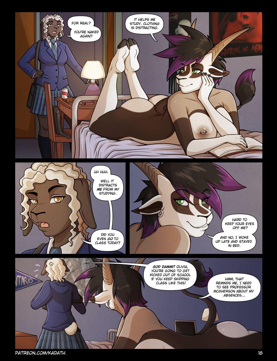 The Pleasure Principle porn comics Oral sex, Blowjob, Domination, fingering, Furry, Masturbation, Straight, Submission