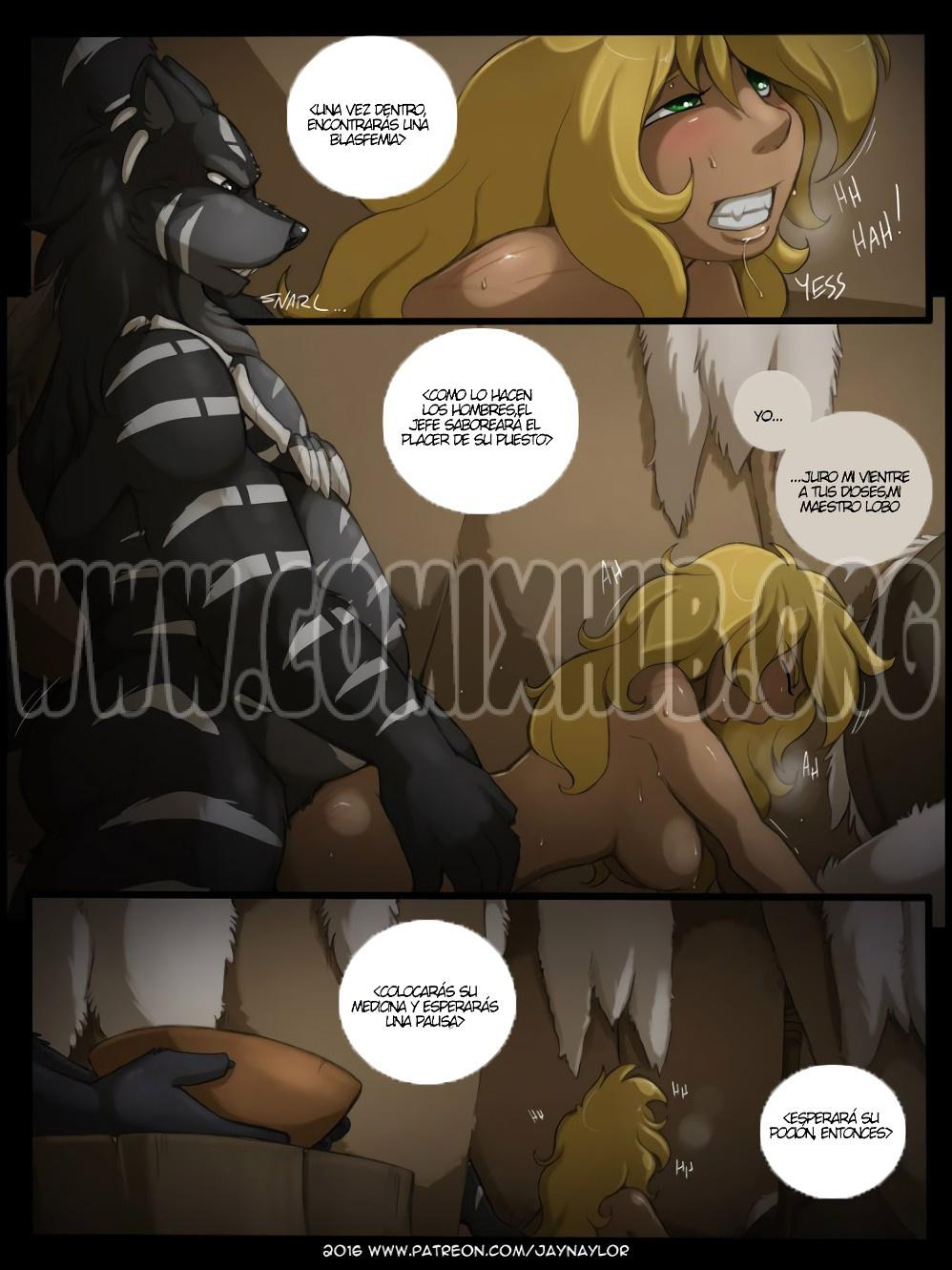The Rise of The Wolf Queen Part 4: The Assassin porn comics Oral sex, Creampie, cunnilingus, Furry, Lesbians, Straight, X-Ray