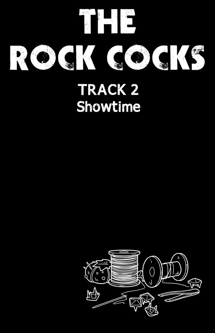 The Rock Cocks 02 porn comics Masturbation, Titfuck