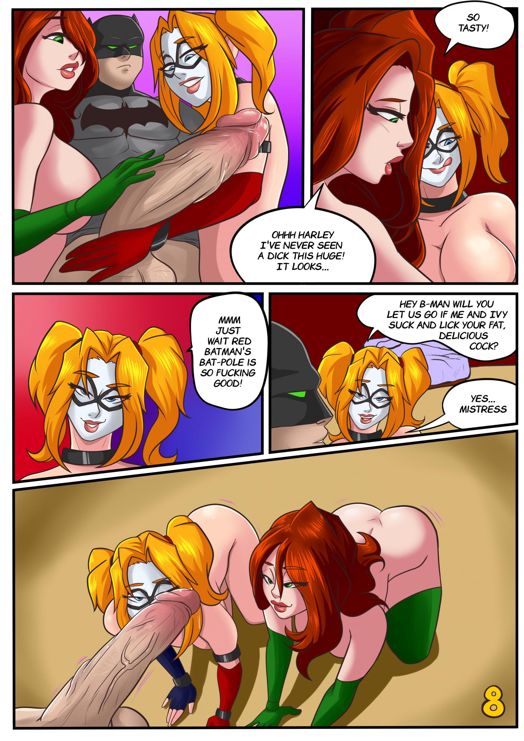 The Sexy Joke 2 porn comics Oral sex, Big Tits, Blowjob, Group Sex, Lesbians, Stockings