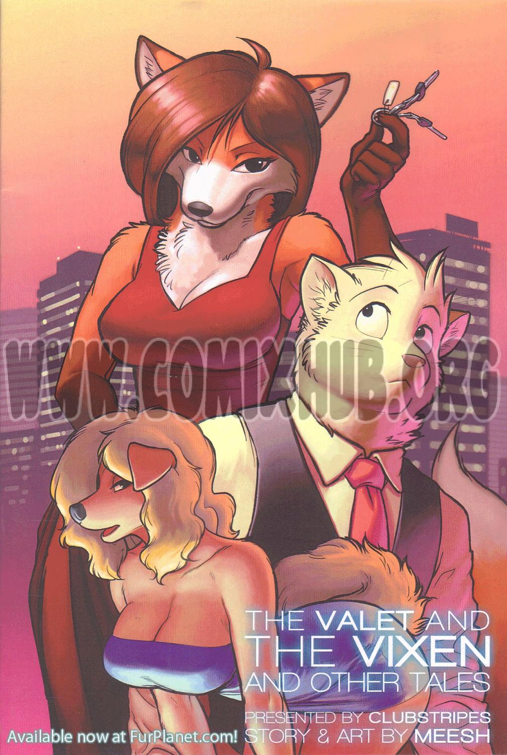 The Valet and The Vixen and Other Tales Oral sex, Blowjob, Creampie, Cum Swallow, cunnilingus, Deepthroat, Furry, Masturbation, Straight, Titfuck