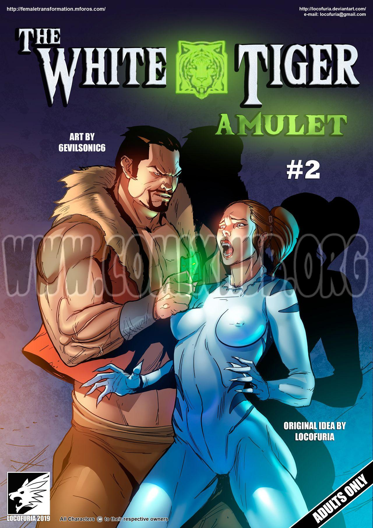 The White Tiger Amulet 2 porn comics Oral sex, Anal Sex, Blowjob, Cum Shots, Monster Girls, Straight