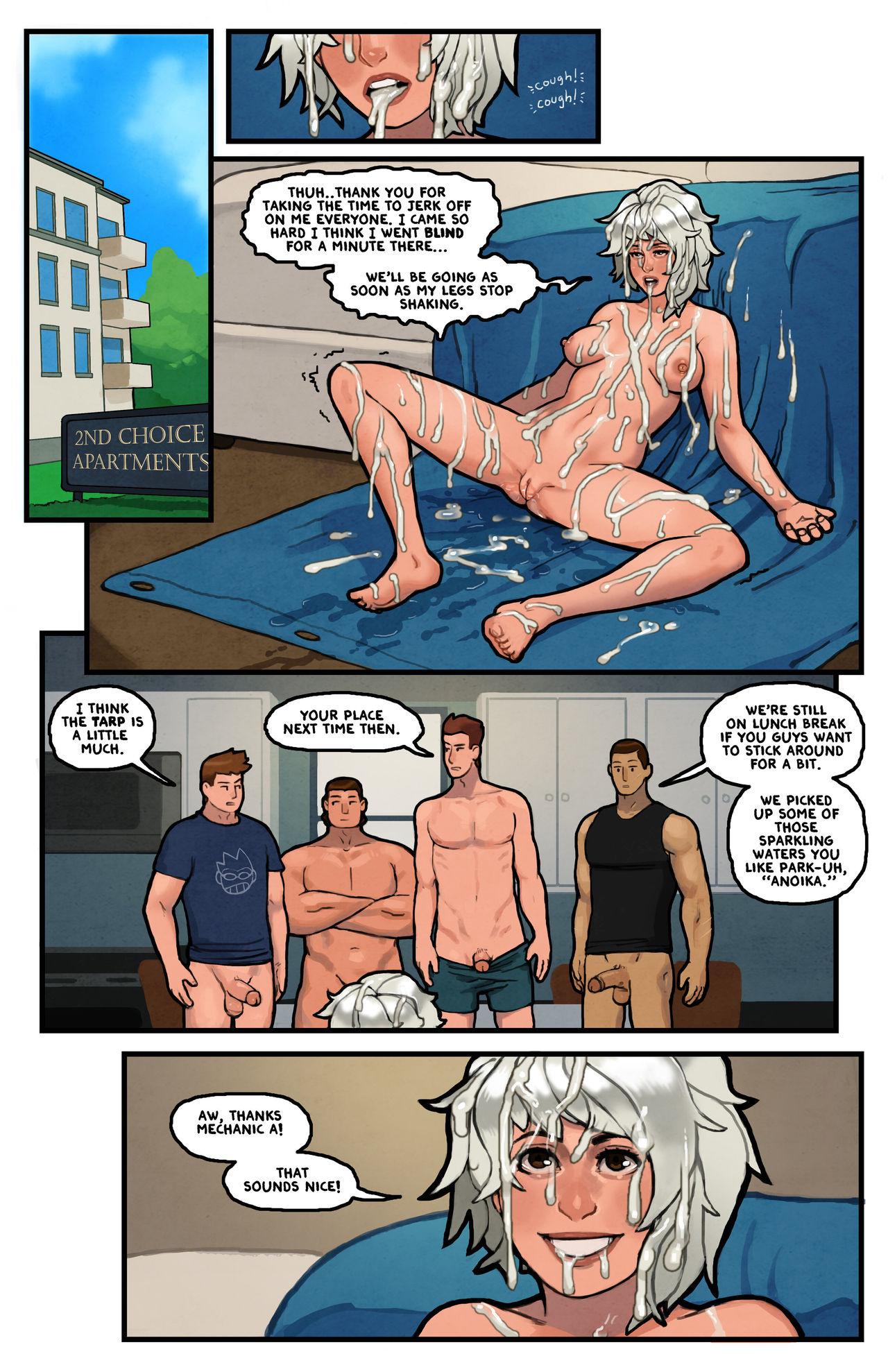 This Romantic World porn comics Big Tits, Blowjob, Creampie, Cum Shots, Cum Swallow, Lesbians, Oral sex, Straight