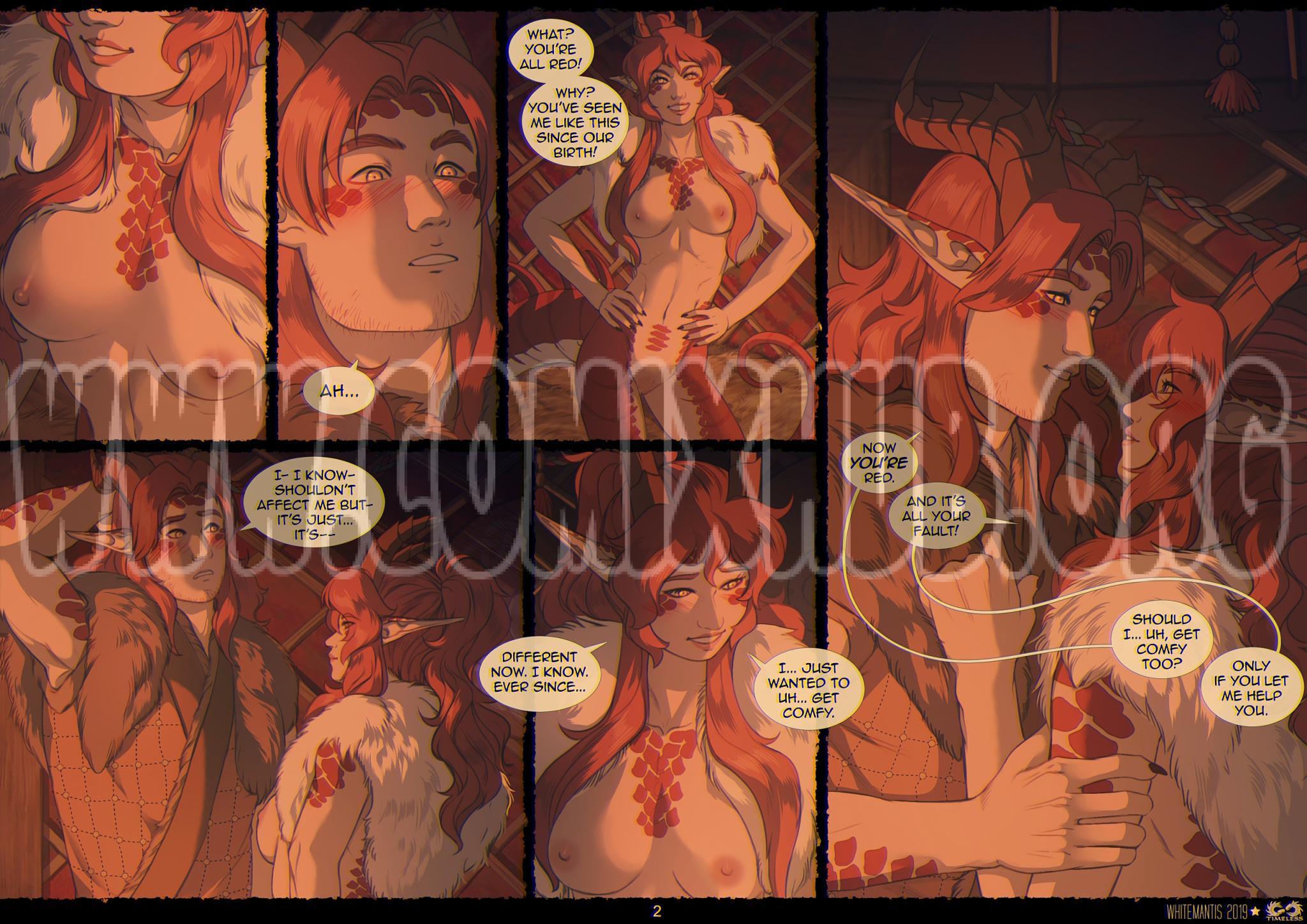 Timeless: Unto You porn comics Oral sex, cunnilingus, Fantasy