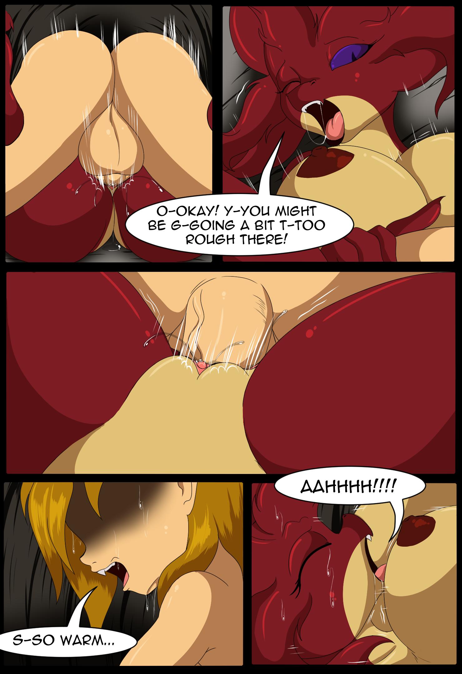 Trial porn comics Oral sex, Big Tits, Furry