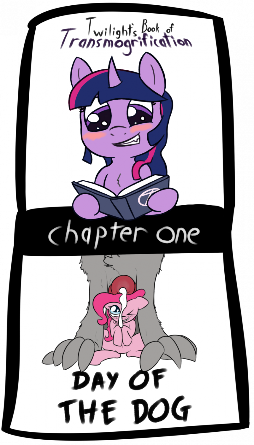 Twilight's Book of Transmogrification Chapter 1: Day of the Dog porn comics Bestiality, Kidnapping, Oral sex
