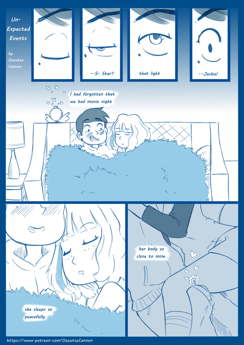 Un-Expected Events porn comics Anal Sex, BDSM, Lolicon, Sex Toys, Stockings, Straight Shota, Tentacles