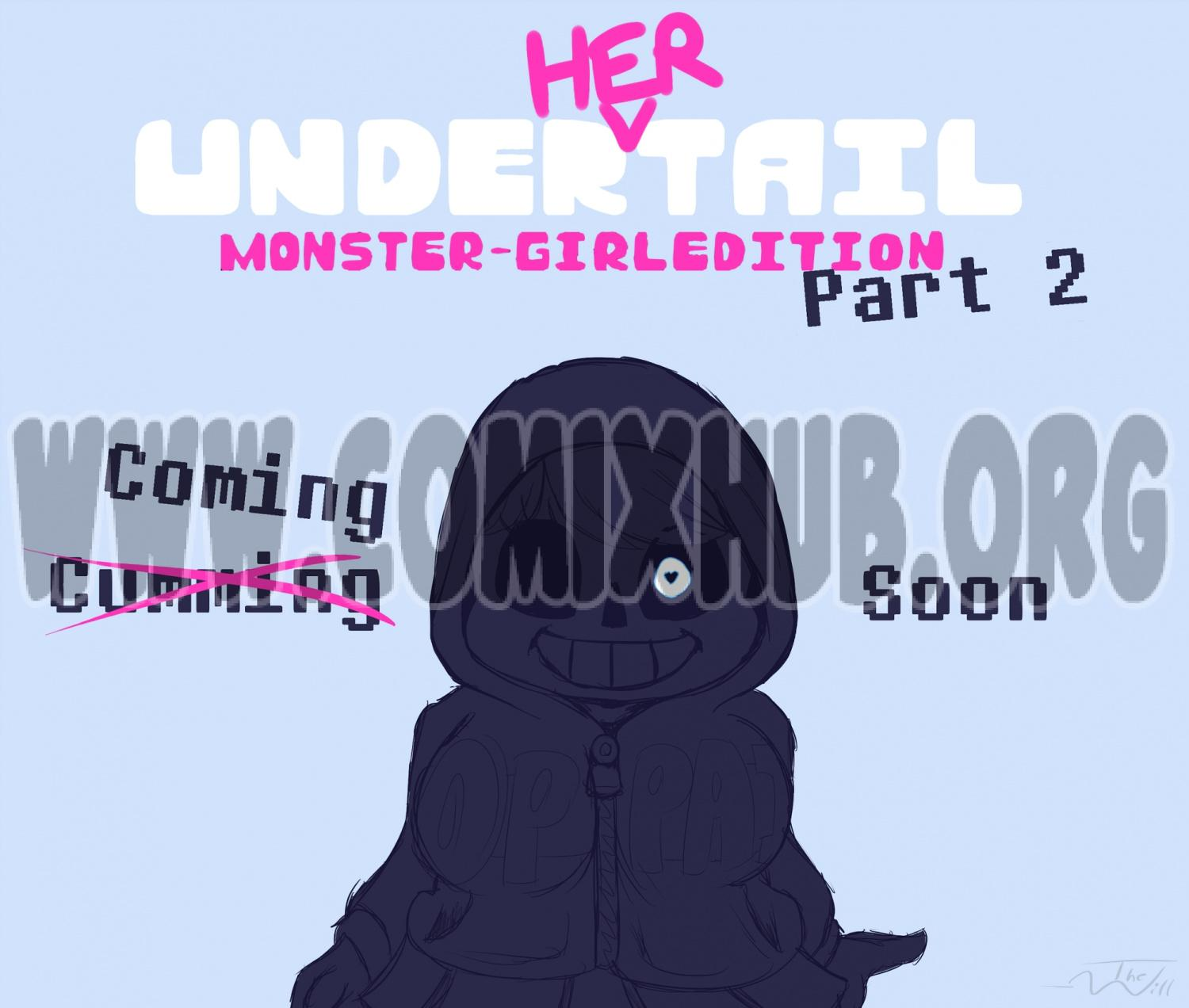 Under(her)tail Monster-GirlEdition 2 porn comics Oral sex, BDSM, Blowjob, Comedy, Cum Shots, Furry, Group Sex, Monster Girls, Straight
