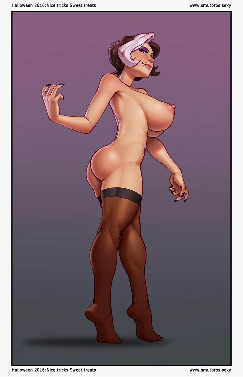 Vanessa & Roxy in Nice tricks, Sweet treats porn comics Big Tits, Cosplay, Double Penetration, fingering, Lactation, Latex, Lesbians, Masturbation, Sex Toys