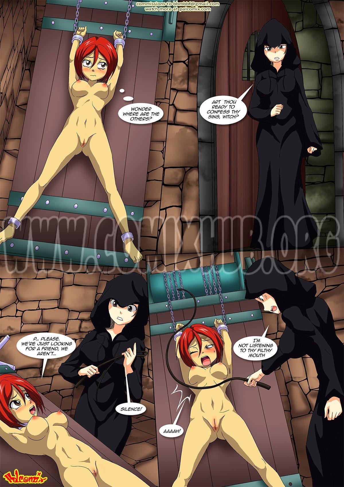W.I.T.C.H. Inquisition Slaves Straight, BDSM, Bestiality, Fantasy, Rape