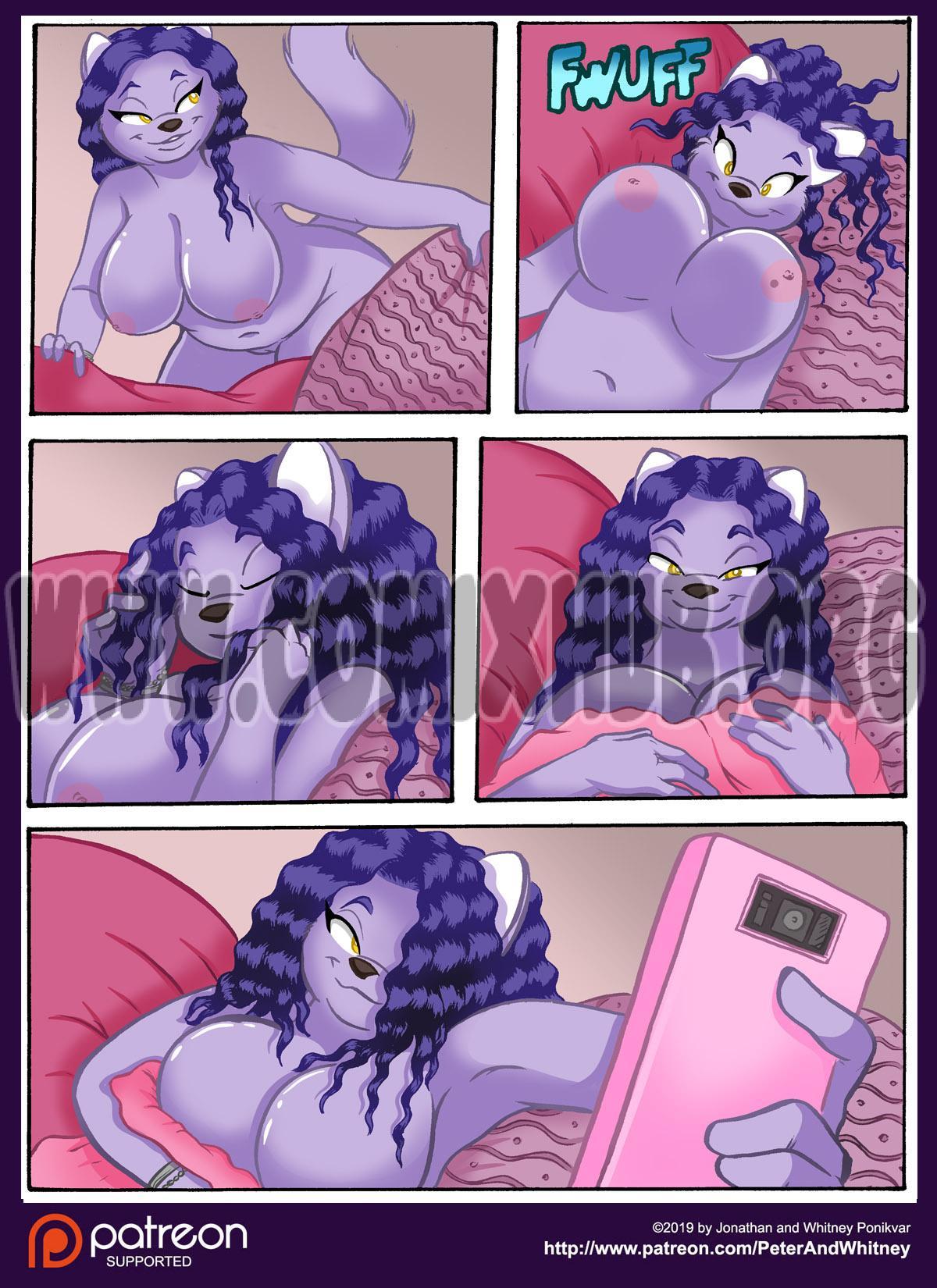 Whit n' Wild porn comics Big Tits, Bikini