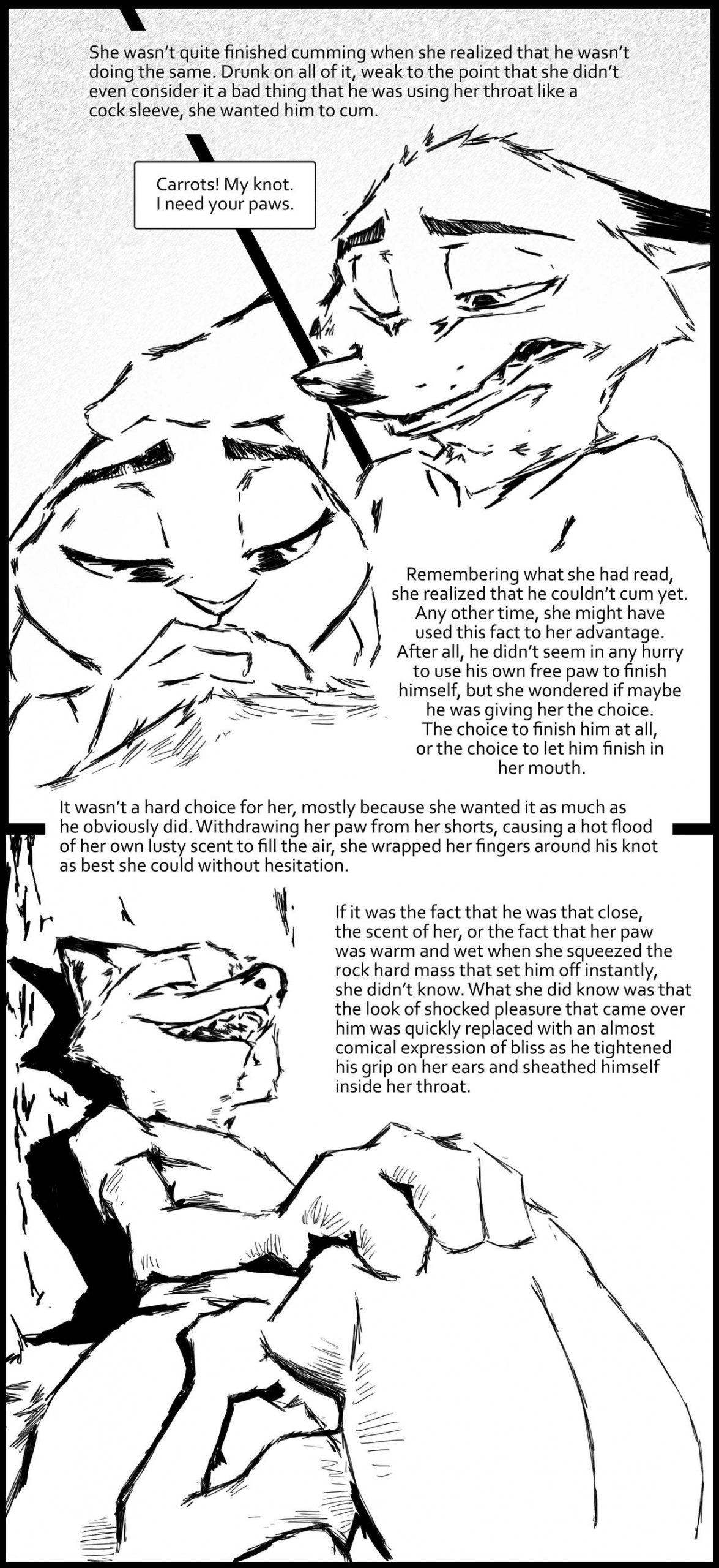 Wilde Academy - Chapter 2 porn comics Oral sex, Furry